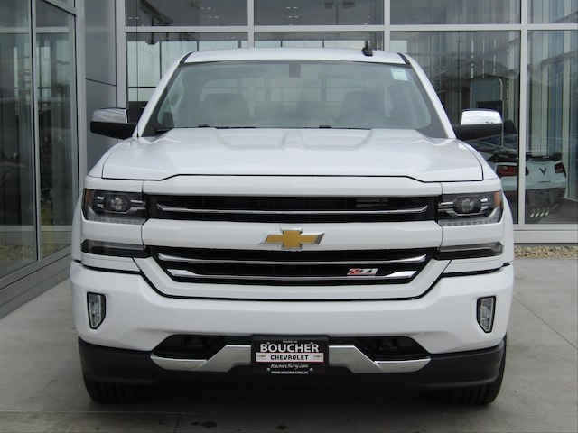2018 Silverado 1500 Double Cab 4x4,  Pickup #18CC609 - photo 4