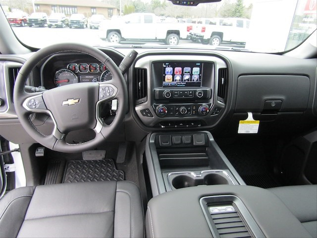 2018 Silverado 1500 Double Cab 4x4,  Pickup #18CC609 - photo 5