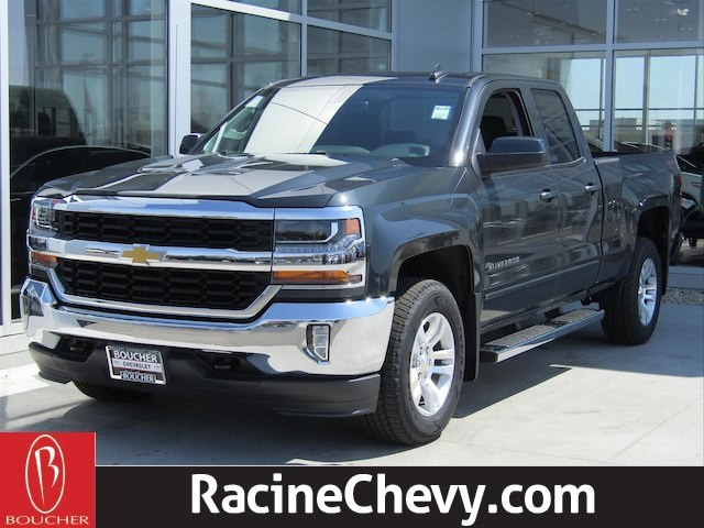 2018 Silverado 1500 Double Cab 4x4,  Pickup #18CC620 - photo 1