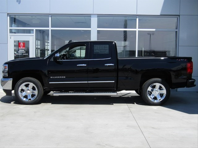 2018 Silverado 1500 Double Cab 4x4,  Pickup #18CC664 - photo 3