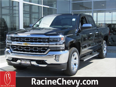 2018 Silverado 1500 Double Cab 4x4,  Pickup #18CC664 - photo 1