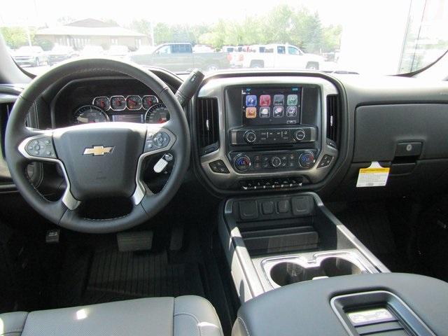 2018 Silverado 1500 Crew Cab 4x4,  Pickup #18CC772 - photo 5