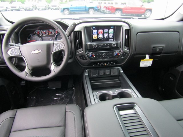 2018 Silverado 2500 Crew Cab 4x4,  Pickup #18CC775 - photo 5