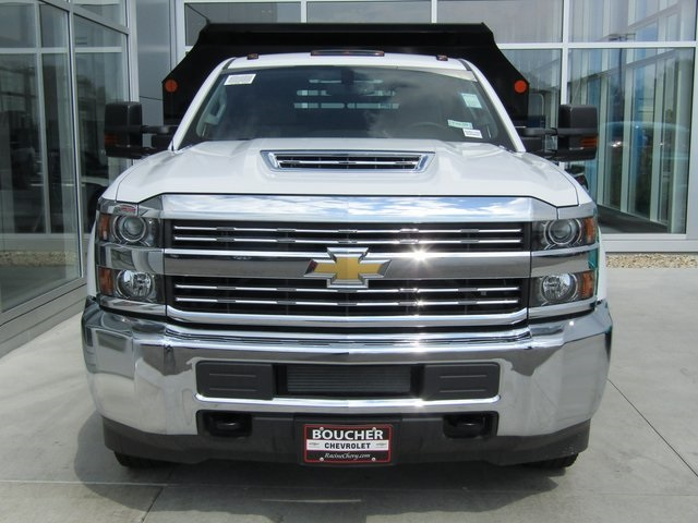 2018 Silverado 3500 Regular Cab DRW 4x4,  Monroe Dump Body #18CC812 - photo 3