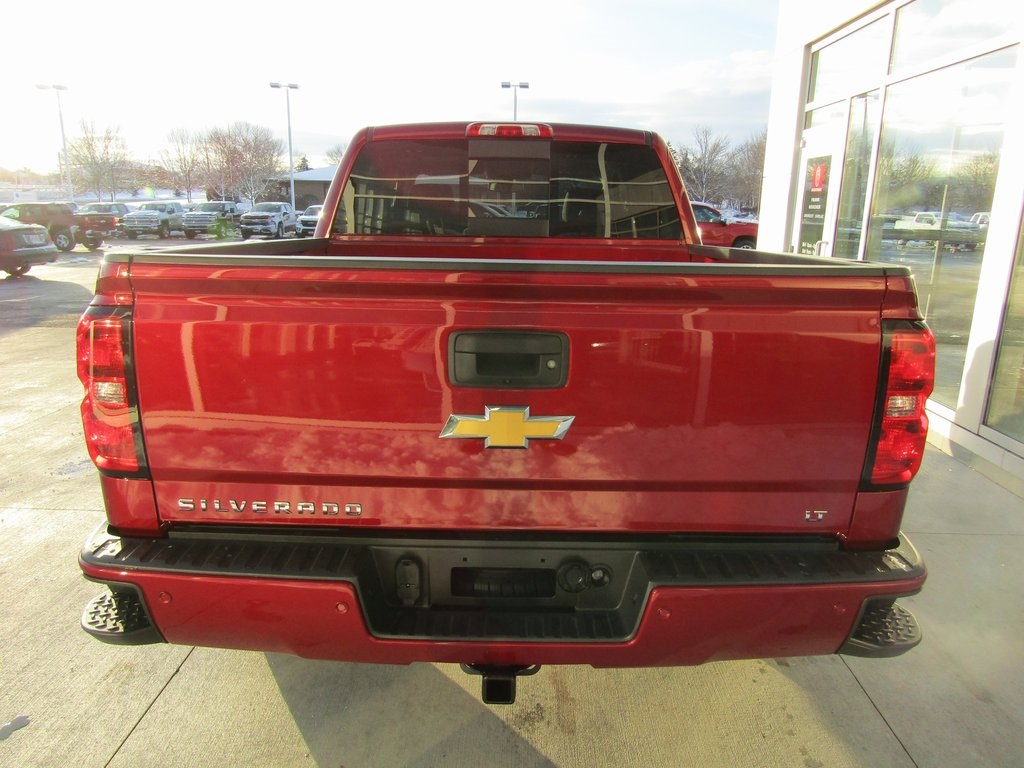 2018 Silverado 1500 Crew Cab 4x4,  Pickup #18CC949 - photo 2