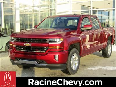 2018 Silverado 1500 Crew Cab 4x4,  Pickup #18CC949 - photo 1