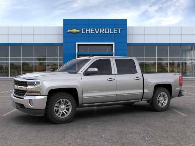 2018 Silverado 1500 Crew Cab 4x4,  Pickup #18CC976 - photo 3
