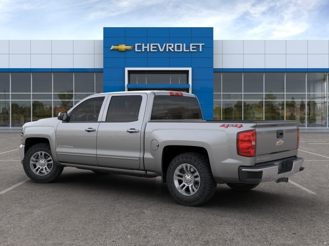 2018 Silverado 1500 Crew Cab 4x4,  Pickup #18CC976 - photo 4
