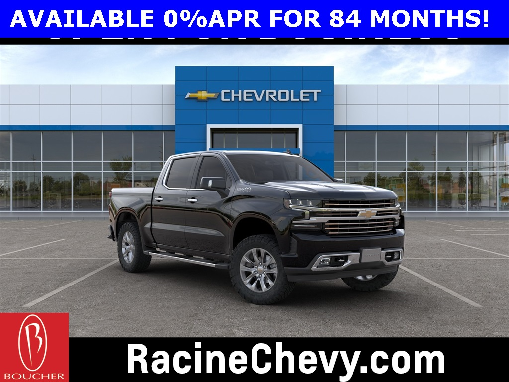 2019 Silverado 1500 Crew Cab 4x4,  Pickup #19CC066 - photo 1