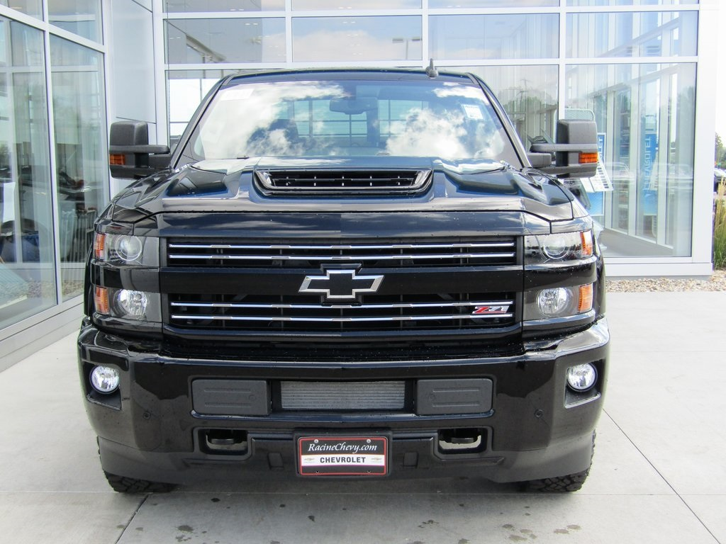 2019 Silverado 2500 Crew Cab 4x4,  Pickup #19CC074 - photo 4
