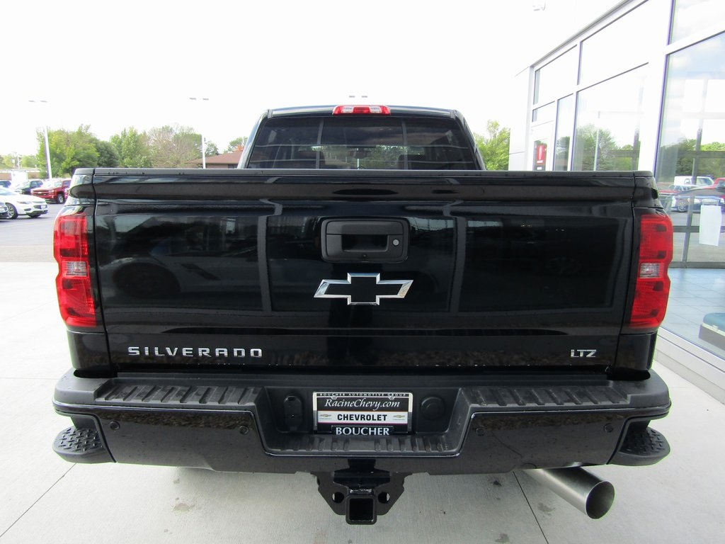 2019 Silverado 2500 Crew Cab 4x4,  Pickup #19CC074 - photo 2