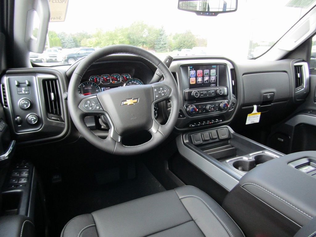 2019 Silverado 2500 Crew Cab 4x4,  Pickup #19CC074 - photo 5