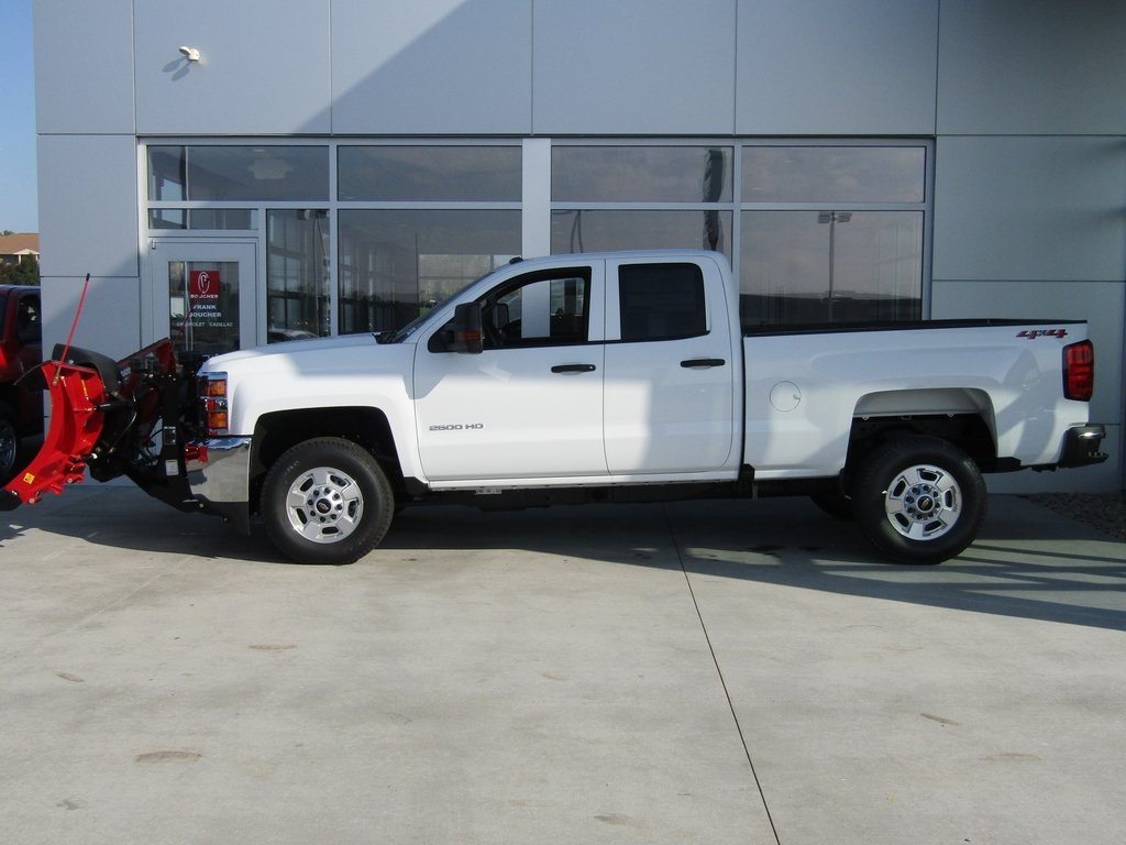 2019 Silverado 2500 Double Cab 4x4,  Pickup #19CC082 - photo 3