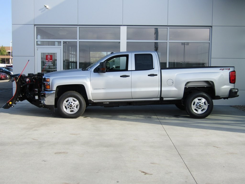 2019 Silverado 2500 Double Cab 4x4,  BOSS Pickup #19CC083 - photo 3
