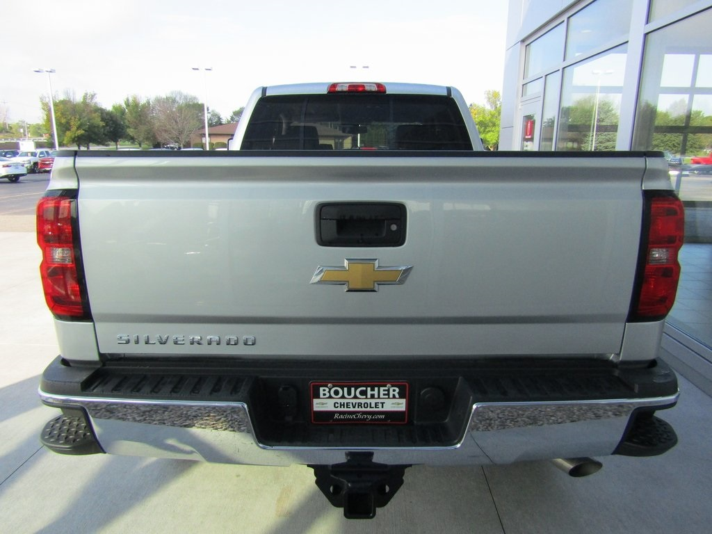 2019 Silverado 2500 Double Cab 4x4,  BOSS Pickup #19CC083 - photo 2