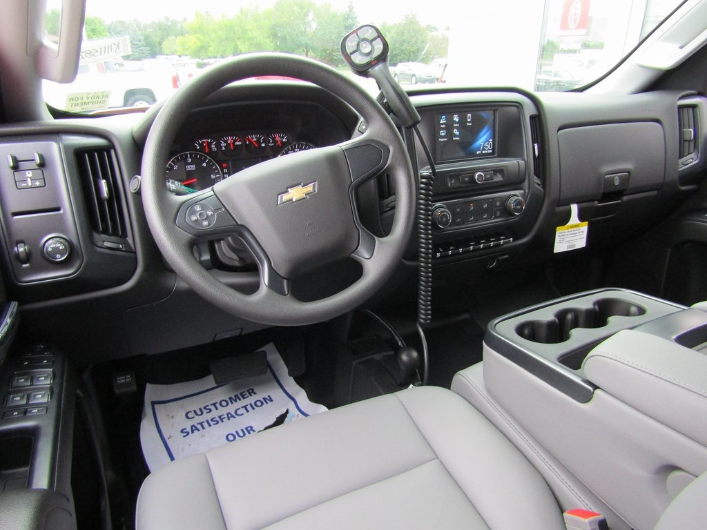 2019 Silverado 2500 Double Cab 4x4,  BOSS Pickup #19CC084 - photo 5
