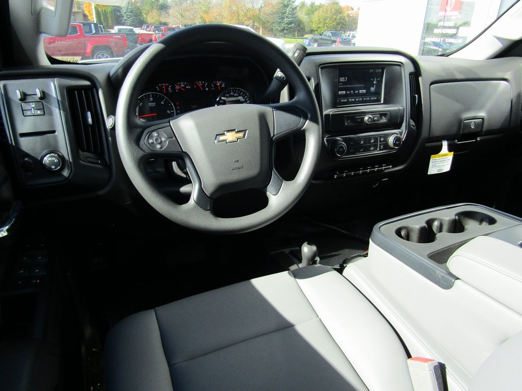 2019 Silverado 2500 Double Cab 4x4,  BOSS Pickup #19CC109 - photo 5
