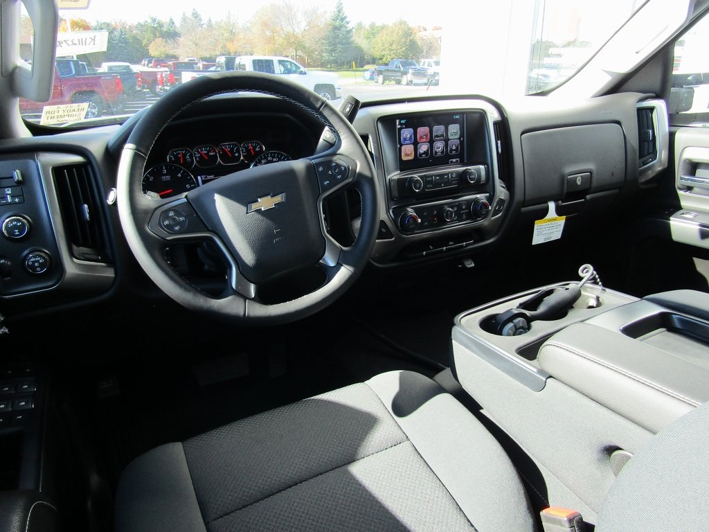 2019 Silverado 2500 Double Cab 4x4,  BOSS Pickup #19CC111 - photo 5