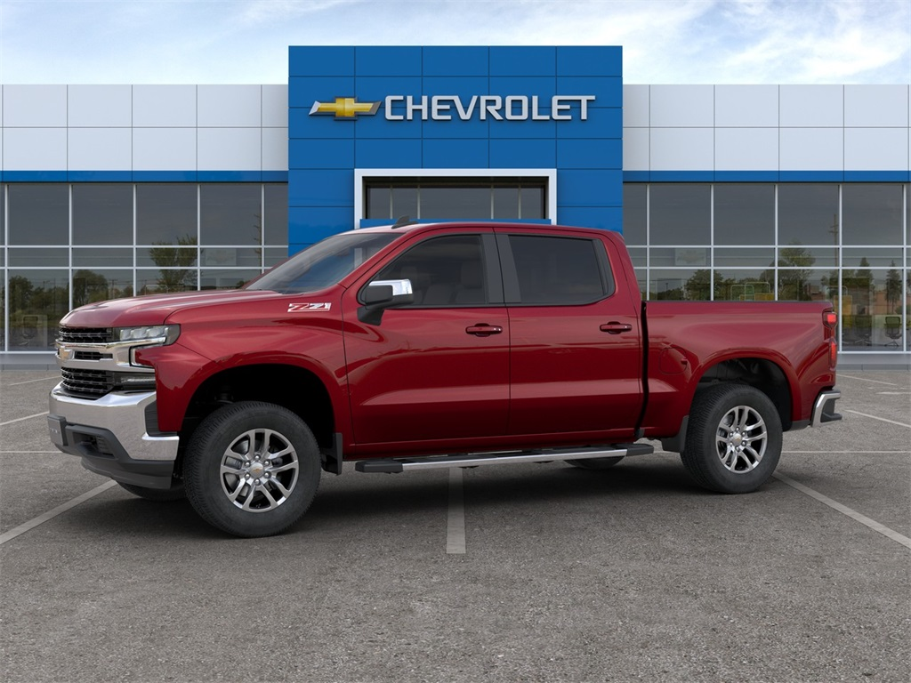 2019 Silverado 1500 Crew Cab 4x4,  Pickup #19CC112 - photo 3