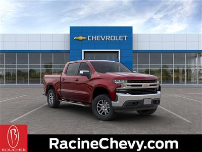 2019 Silverado 1500 Crew Cab 4x4,  Pickup #19CC112 - photo 1