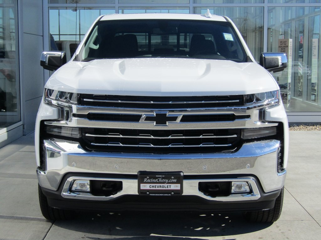 2019 Silverado 1500 Crew Cab 4x4,  Pickup #19CC127 - photo 4