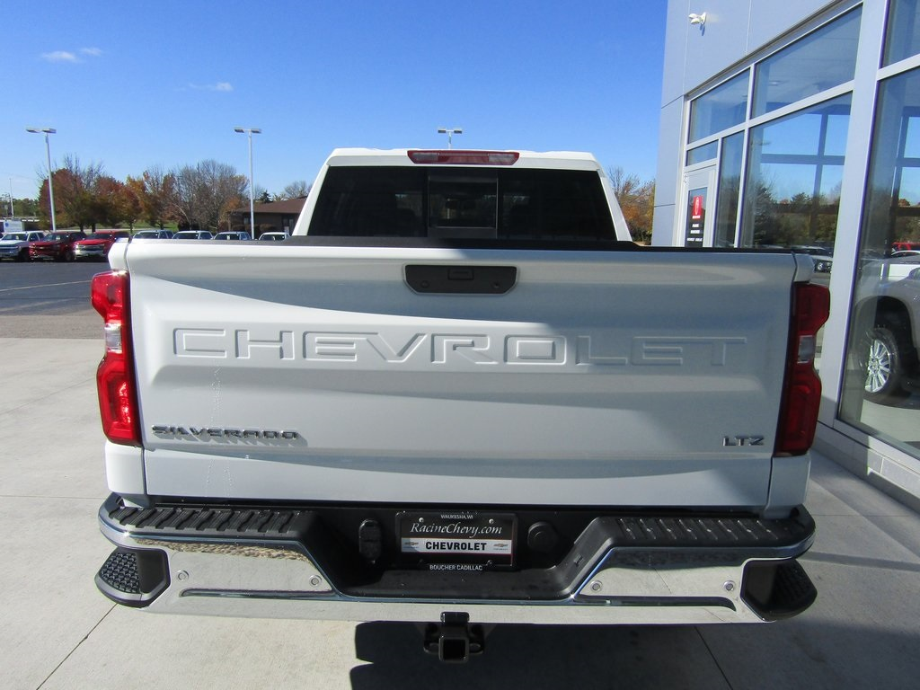 2019 Silverado 1500 Crew Cab 4x4,  Pickup #19CC127 - photo 2