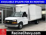 2019 Chevrolet Express 4500 4x2, Knapheide Cutaway Van #19CC780 - photo 1