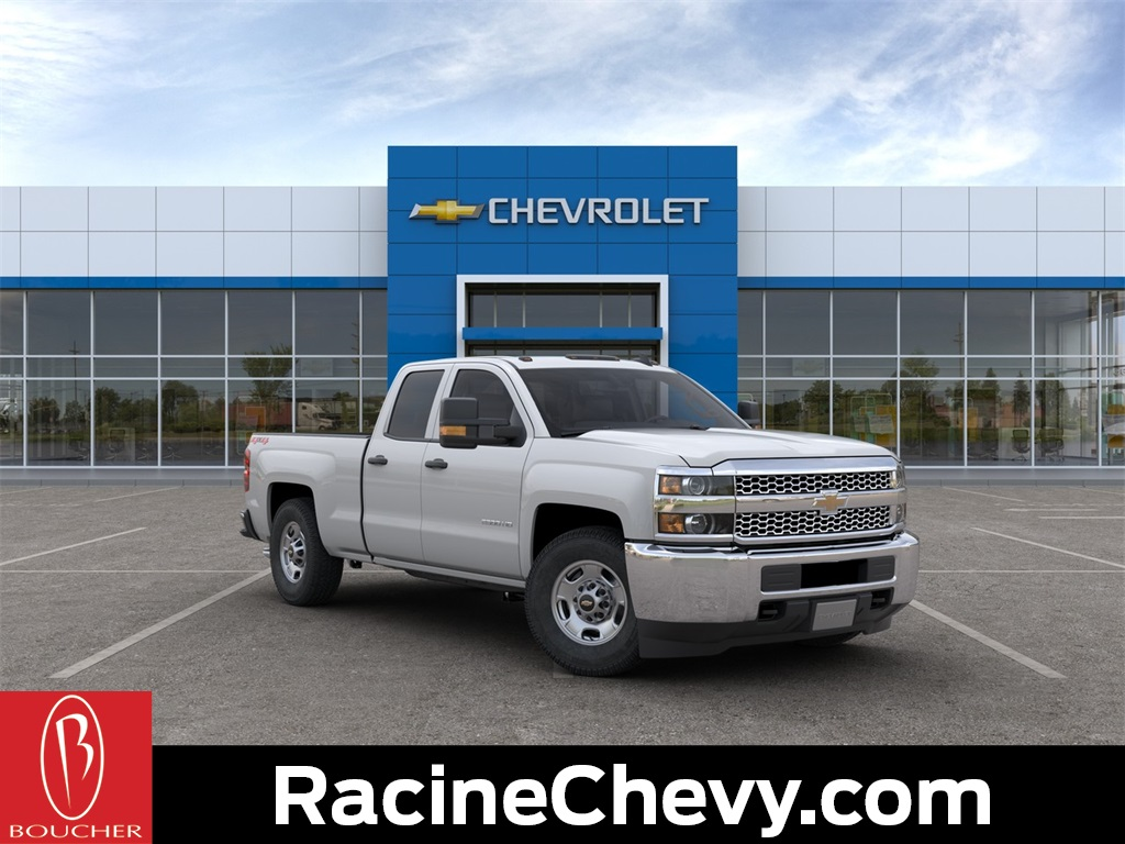 2019 Silverado 2500 Double Cab 4x4,  BOSS Pickup #19CC878 - photo 1