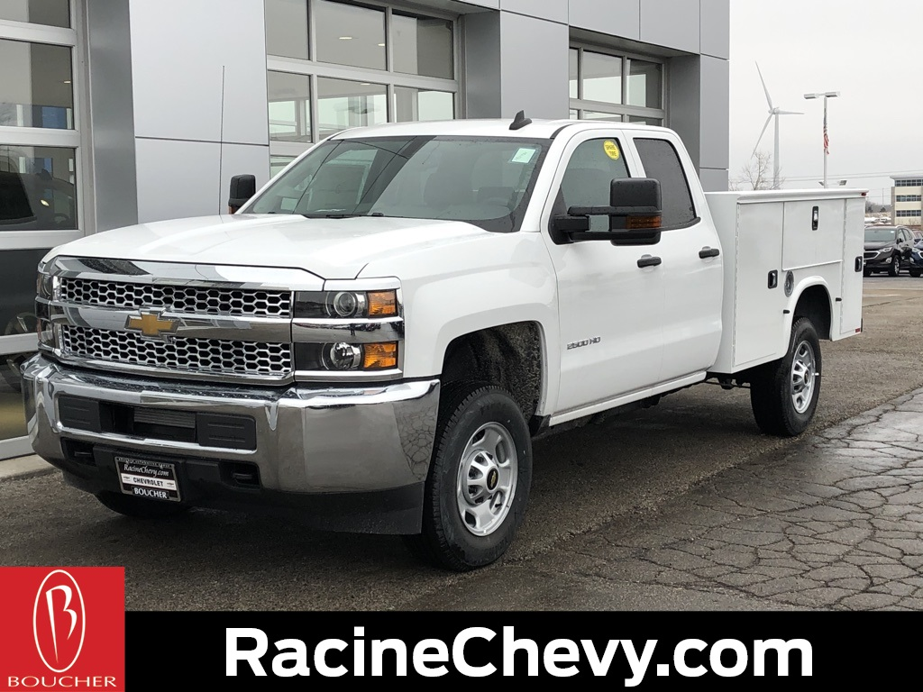 2019 Chevrolet Silverado 2500 Double Cab 4x2, Knapheide Service Body #19CC982 - photo 1