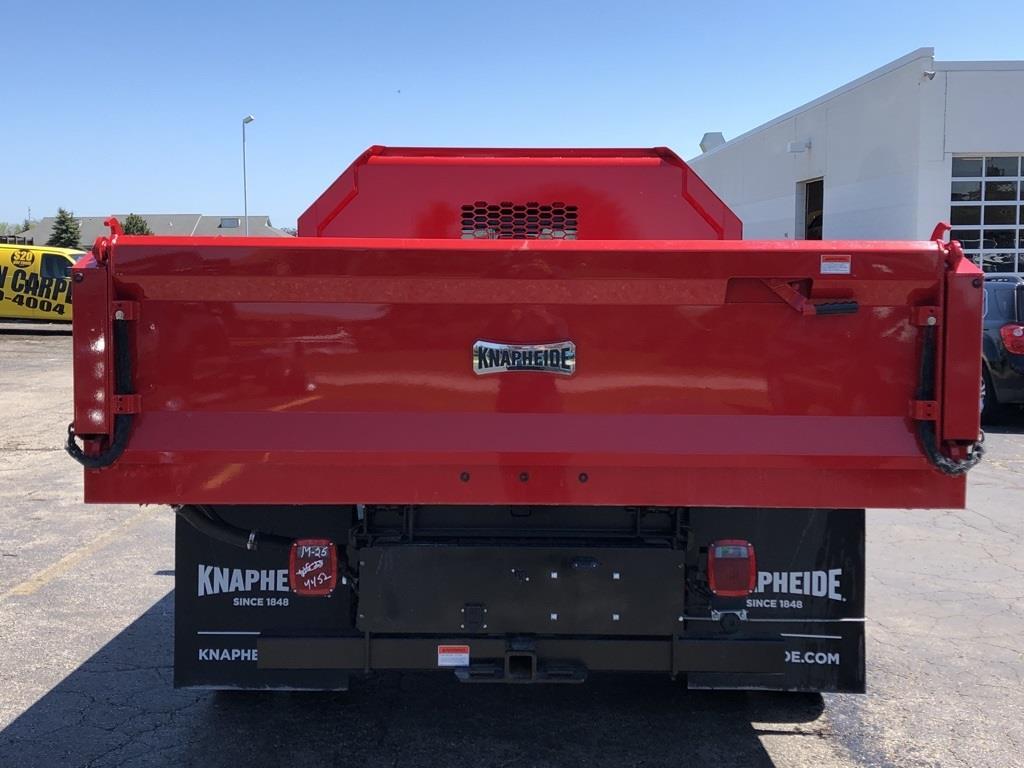 2020 Silverado 4500 Regular Cab DRW 4x2, Knapheide Dump Body #20CC513 - photo 1