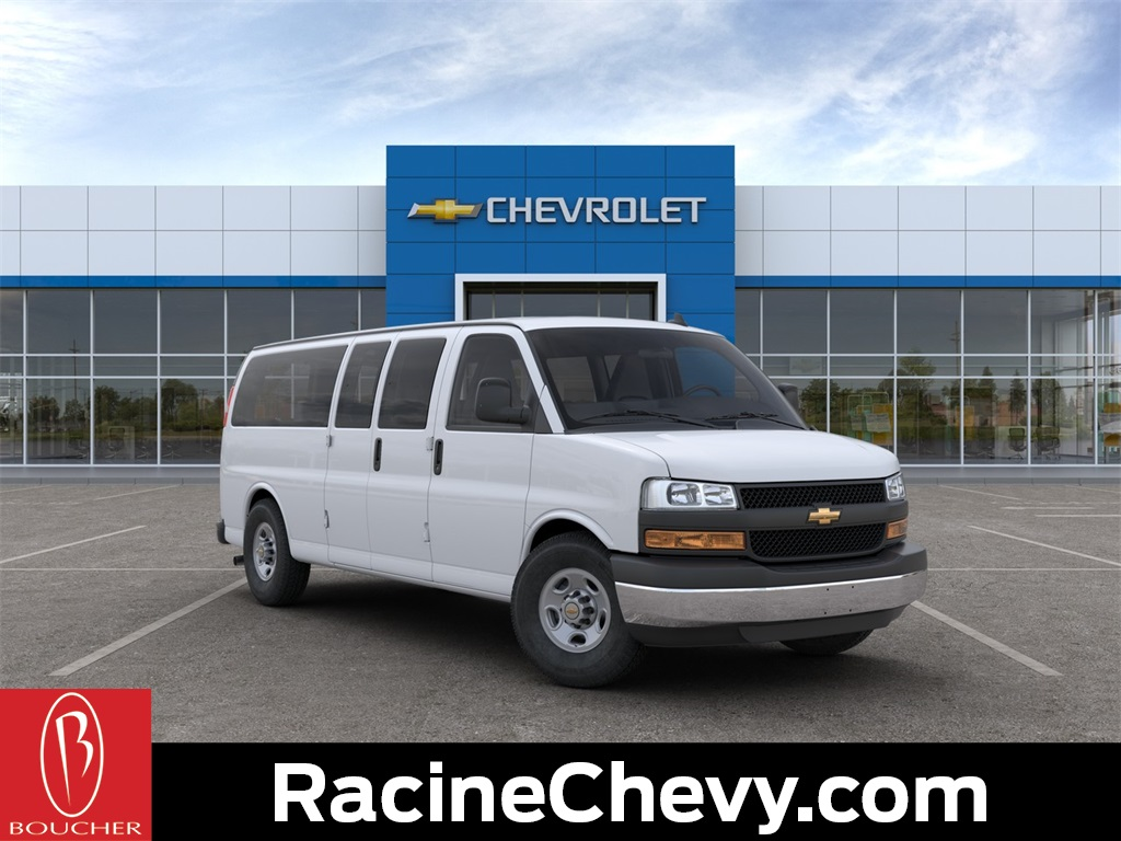 2020 Chevrolet Express 3500 4x2, Passenger Wagon #20CC827 - photo 1
