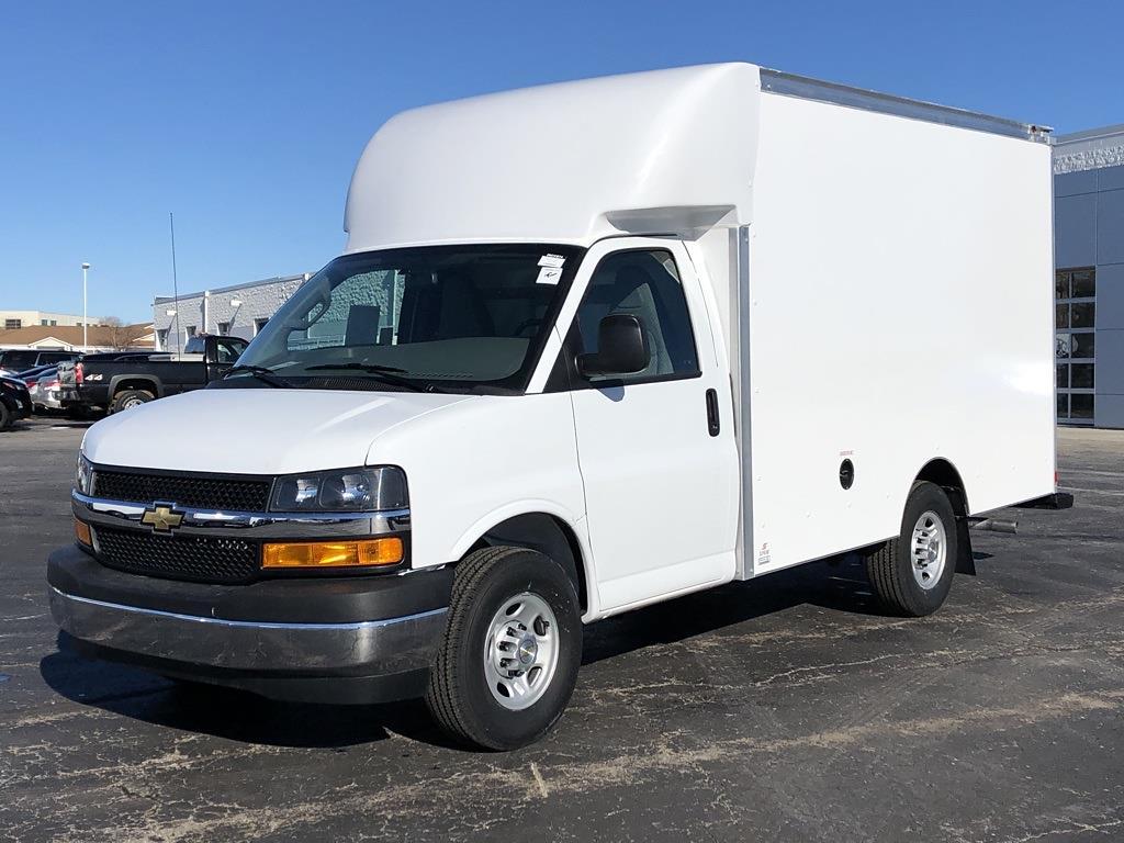 2020 Chevrolet Express 3500 4x2, Supreme Cutaway Van #20CC874 - photo 1