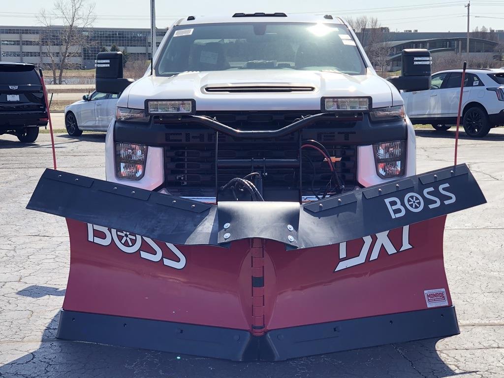 2021 Chevrolet Silverado 2500 Double Cab 4x4, BOSS Pickup #21CC243 - photo 1