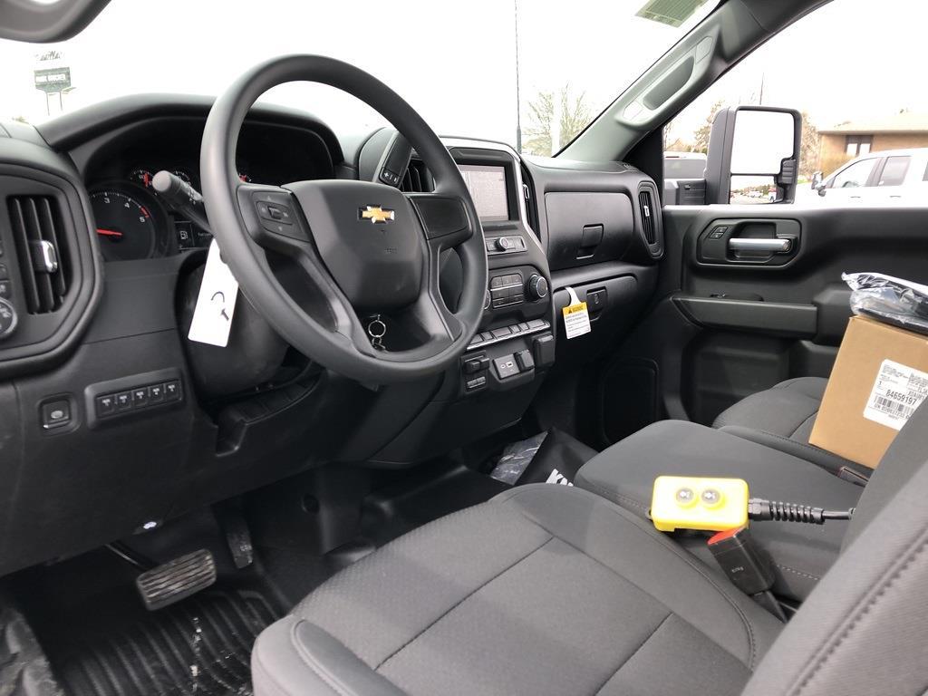 2021 Chevrolet Silverado 3500 Regular Cab 4x4, Knapheide Drop Side Dump Body #21CC328 - photo 6