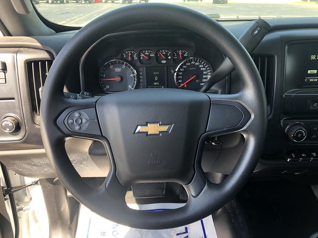 2021 Chevrolet Silverado 4500 Regular Cab DRW 4x2, Monroe Work-A-Hauler II Platform Body #21CC336 - photo 10