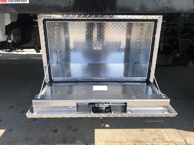 2021 Chevrolet Silverado 4500 Regular Cab DRW 4x2, Monroe Work-A-Hauler II Platform Body #21CC336 - photo 8