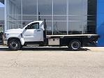 2021 Chevrolet Silverado 4500 Regular Cab DRW 4x2, Monroe Work-A-Hauler II Platform Body #21CC336 - photo 2