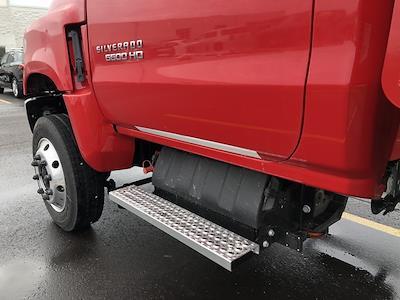 2021 Chevrolet Silverado 5500 Regular Cab DRW 4x4, Knapheide Drop Side Dump Body #21CC339 - photo 7