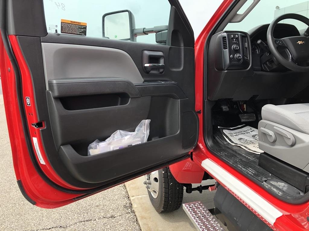 2021 Chevrolet Silverado 4500 Regular Cab DRW 4x4, Knapheide Dump Body #21CC370 - photo 13