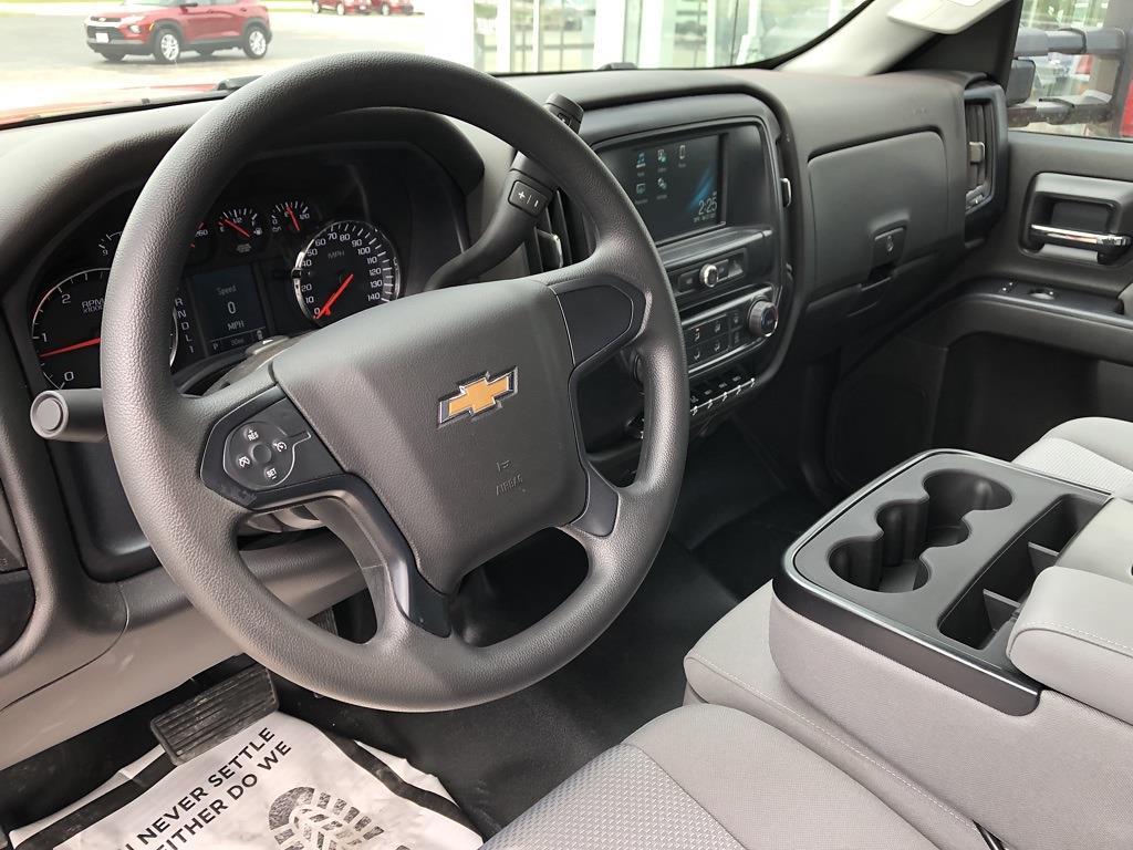 2021 Chevrolet Silverado 4500 Regular Cab DRW 4x4, Knapheide Dump Body #21CC370 - photo 6