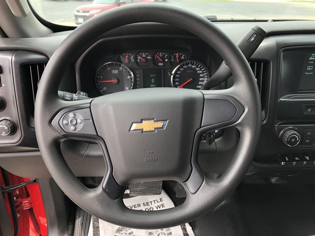 2021 Chevrolet Silverado 4500 Regular Cab DRW 4x4, Knapheide Dump Body #21CC370 - photo 7
