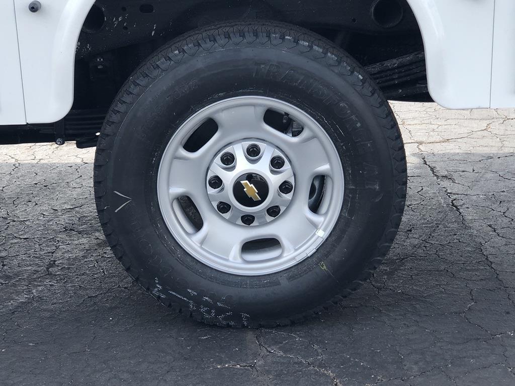 2021 Chevrolet Silverado 2500 Regular Cab 4x4, Knapheide Steel Service Body #21CC393 - photo 14