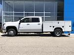 2021 Chevrolet Silverado 3500 Crew Cab 4x4, Knapheide Steel Service Body #21CC426 - photo 2
