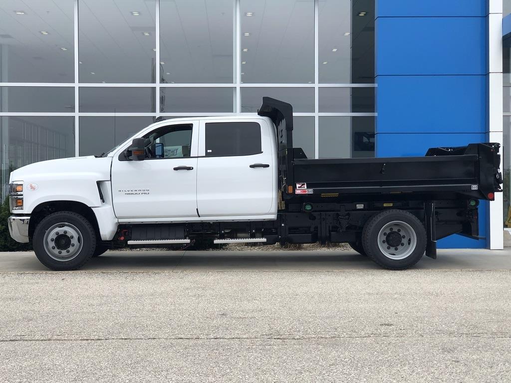 2021 Chevrolet Silverado 4500 Crew Cab DRW 4x2, Monroe Dump Body #21CC462 - photo 1