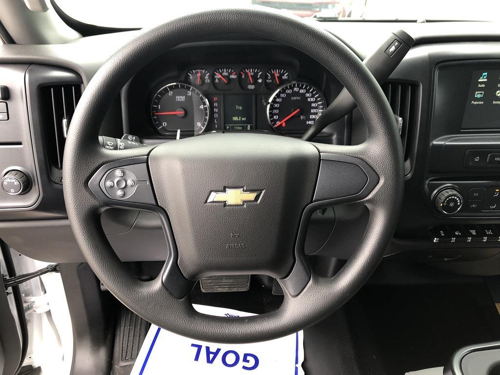 2021 Chevrolet Silverado 4500 Crew Cab DRW 4x2, Monroe MTE-Zee Dump Body #21CC462 - photo 7