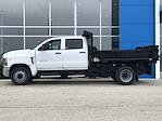 2021 Chevrolet Silverado 4500 Crew Cab DRW 4x2, Monroe MTE-Zee Dump Body #21CC462 - photo 2