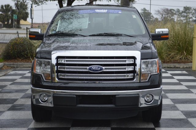 2013 F-150 SuperCrew Cab, Pickup #AP24618 - photo 4