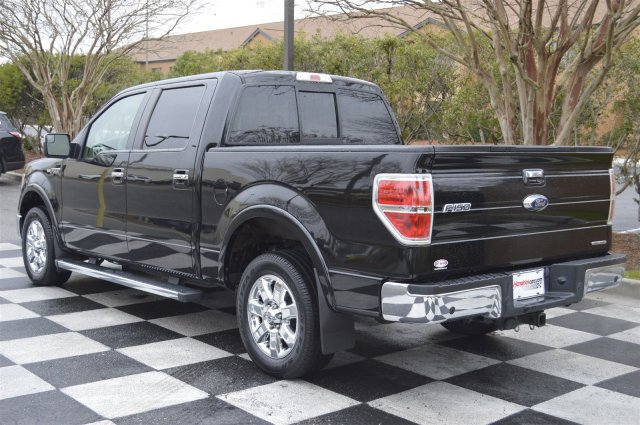 2013 F-150 SuperCrew Cab, Pickup #AP24618 - photo 5