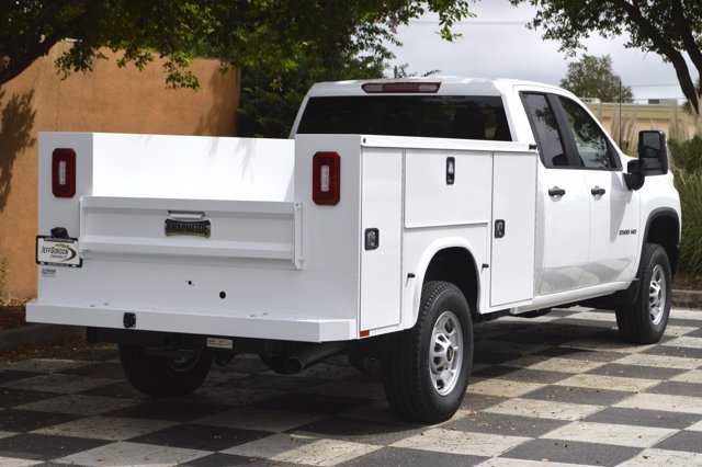 2020 Chevrolet Silverado 2500 Double Cab 4x4, Knapheide Service Body #CL10191 - photo 1