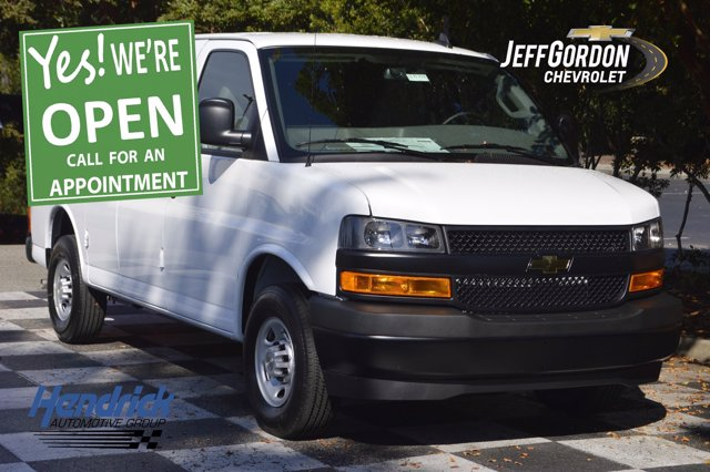 2020 Chevrolet Express 2500 RWD, Upfitted Cargo Van #CL10309 - photo 1